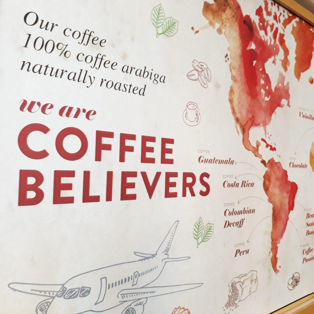 The Coffee Store, gigantografía