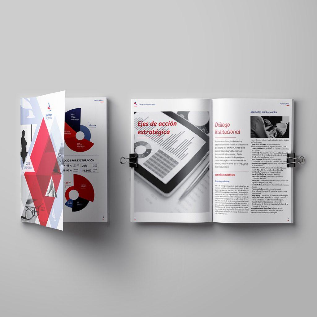 AmCham, publicaciones.